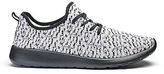 JCM Sports Knitted Lace Up Trainers STD Fit