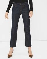 White House Black Market Straight Ankle Jeans