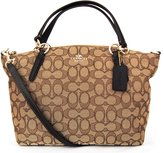 Coach Outlined Signature Small Kelsey in