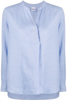 Aspesi Buttoned Tunic Shirt