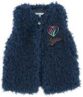 Little Marc Jacobs Faux fur vest
