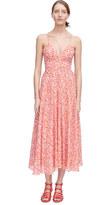 Rebecca Taylor Provence Print Midi Dress
