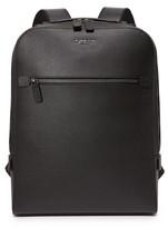 Michael Kors Harrison Leather Backpack