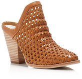 Dolce Vita Hudson Woven Mule Booties