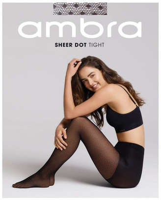 Ambra Sheer Dot Tights