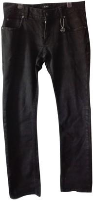 CNC Costume National Black Denim - Jeans Trousers for Women