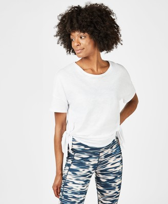 Sweaty Betty Handkerchief Hem T-shirt