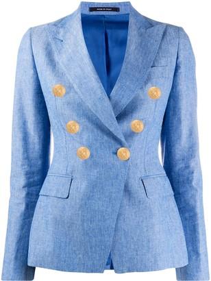 Tagliatore Jalicya fitted blazer