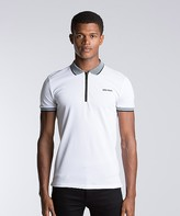 Antony Morato Zip Polo Shirt