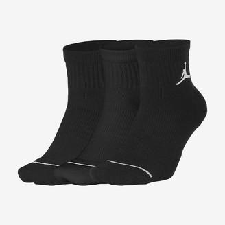 Nike Ankles Socks (3 Pair) Jordan Everyday Max