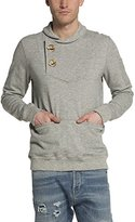 Scotch & Soda Men's Home Alone Shawl Collar Sweat