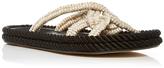 Isabel Marant Lyvie Rope Slip On Sandal