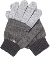 Armani Junior Tonal Knitted Gloves
