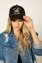 Forever 21 FOREVER 21+ Votre Amour Embroidered Cap