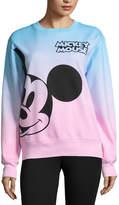 Freeze Mickey Mouse Sweatshirt-Juniors