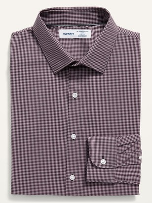Old Navy All-New Slim-Fit Pro Signature Performance Dress Shirt for Men