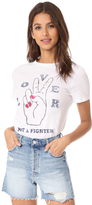 Zoe Karssen Lover Not a Fighter Tee