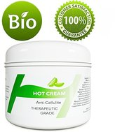 Honeydew Anti-Cellulite Cream Fat Burning Hot Cream to Lose Weight - Slimming Cream for Belly Arms Legs & Butt - Skin Tightening Cream for Men and Women With 100% Natural Essential Oils Lavender and Rosemary
