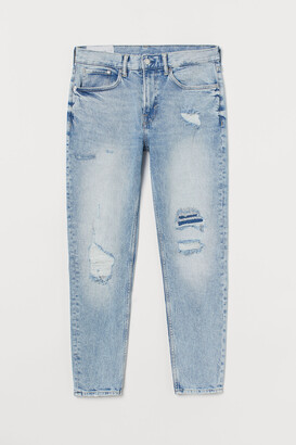 H&M Slim Tapered Jeans