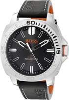 BOSS ORANGE Men's 1513295 Sao Paulo Analog Display Japanese Quartz Watch