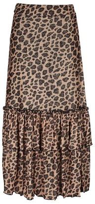 Sofie Schnoor Leopard Print Skirt