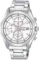 Seiko Men's SSC003 Stainless Steel Analog Watch