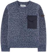 Molo Wool blend sweater - Balder