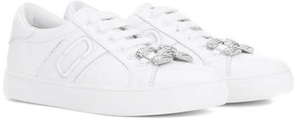 Marc Jacobs Empire leather sneakers