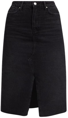 Paige Meadow Midi Skirt