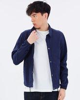 Mng Cotton Seersucker Jacket