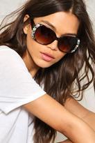 Nasty Gal nastygal Desert Rose Floral Fashion Glasses