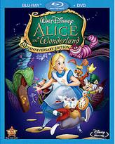 Disney Alice in Wonderland - Blu-ray Combo Pack