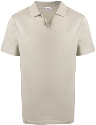 Filippa K Solid-Color Polo Shirt