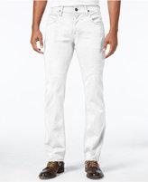 Hudson Men's Byron Straight Fit Stretch Jeans