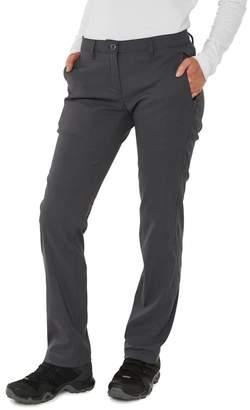Craghoppers Womens Female Kiwi Pro Trousers - Grey
