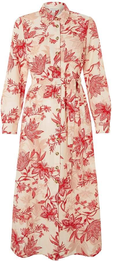 b0d634be5 Paisley Shirt Dress - ShopStyle UK