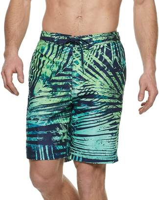 Speedo Men's Leaf Behind E-Board Shorts