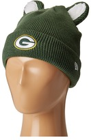 New Era Cozy Cutie Green Bay Packers Youth Baseball Caps