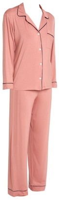 Eberjey Gisele Long Pajama Set