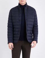 Ralph Lauren Purple Label Down-filled padded shell jacket