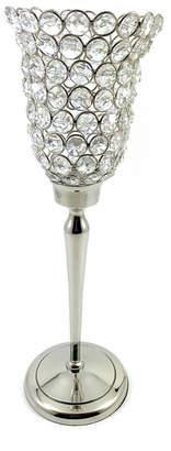Vibhsa Crystal Candle Holder Centerpiece Wedding Candelabra