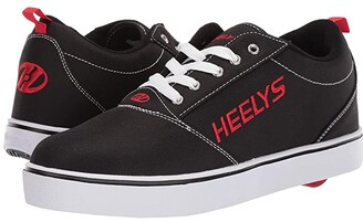 Heelys GR8 Pro 20 (Black/White/Red) Kid's Shoes