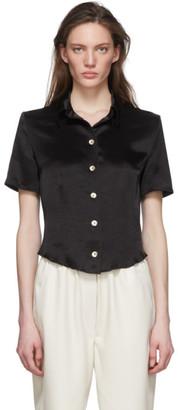 Nanushka Black Clare Shirt