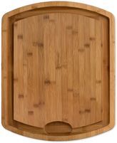 Totally Bamboo Farmhouse Cutting/Serving Board