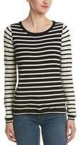Scotch & Soda Striped Wool-blend Pullover.