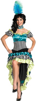 Disguise Cancan Cutie Costume Set - Adult