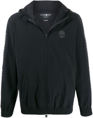 Hydrogen 'superfast' band logo hoodie
