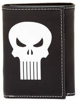 Marvel Punisher Trifold Wallet with Flashlight 2-Piece Set