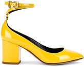 Valentino Ankle Strap Heels in Tulip | FWRD