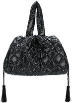 Sonia Rykiel quilted tote bag